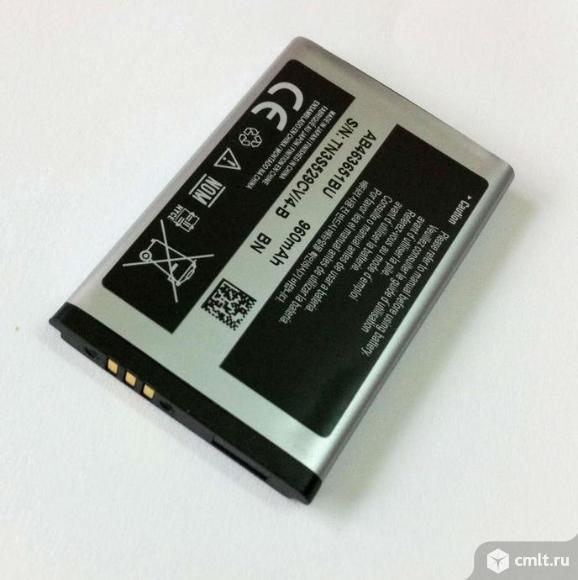 АКБ для Samsung ( AB463651BU ). Фото 1.