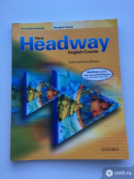 Учебник New Headway pre-intermediate