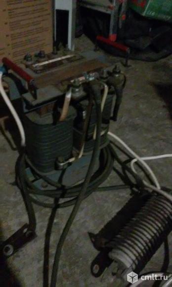 Трансформатор сварочный. Фото 1.