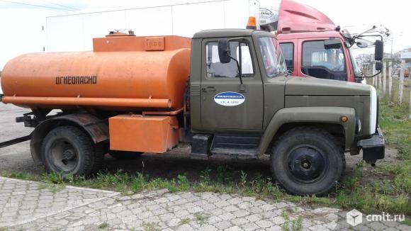 Бензовоз-топливозаправщик ГАЗ - 1994 г. в.