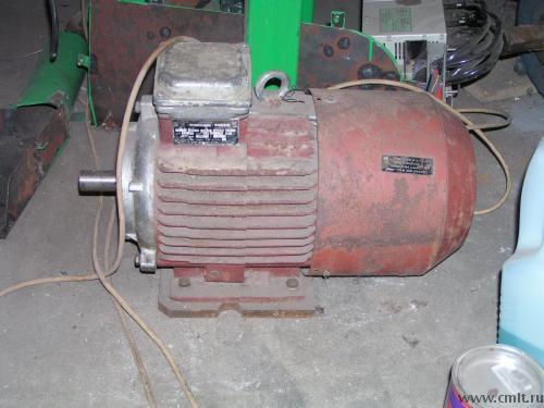 Электродвигатель постоянного тока продаю. Фото 1.