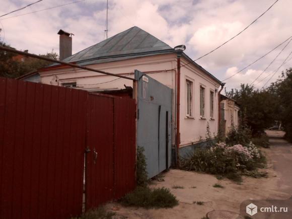 Красненькая ул., №6а. Дом, 50.5 кв.м, отдельно стоящий