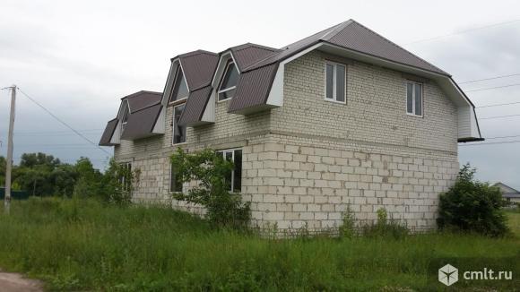 Дом 250 кв.м в с. Новая Усмань на улице Колхозной