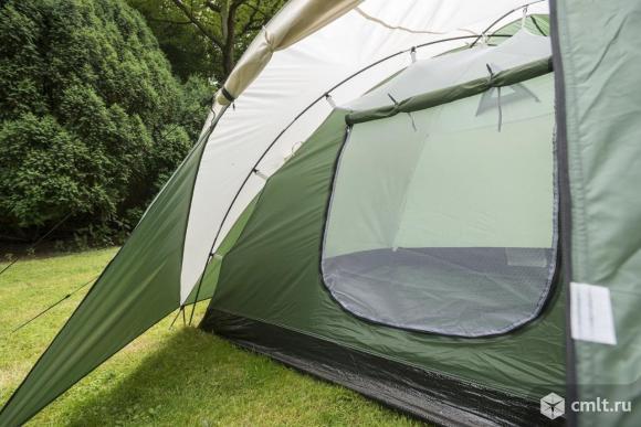 Новая палатка