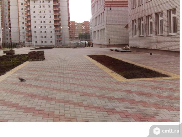 Мастера по укладке тротуарной плитки, бригада, требуются. Фото 1.
