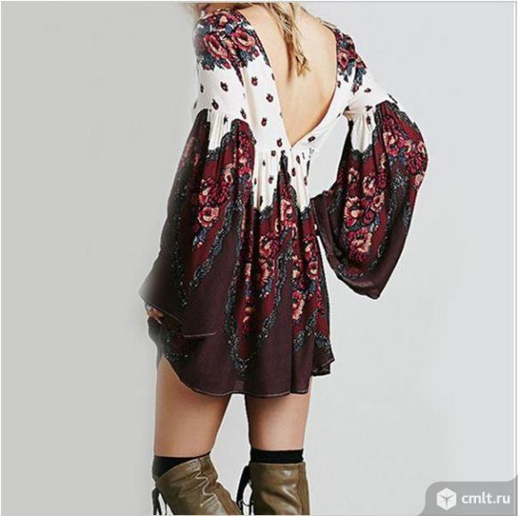 Платье новое S р-р
