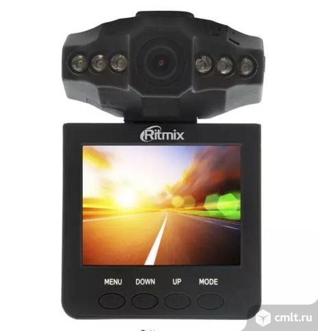 Как новый видеорегистратор Ritmix AVR-330