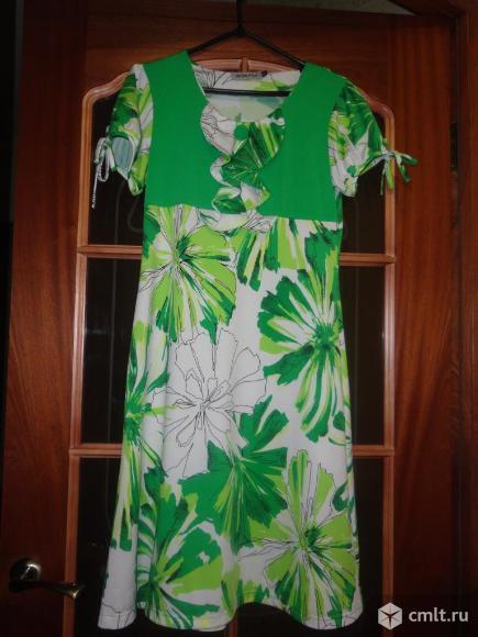Платье на лето. Фото 1.
