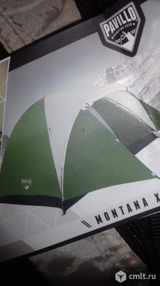 Палатка 4х местная
