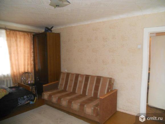 1-комнатная квартира 31,8 кв.м
