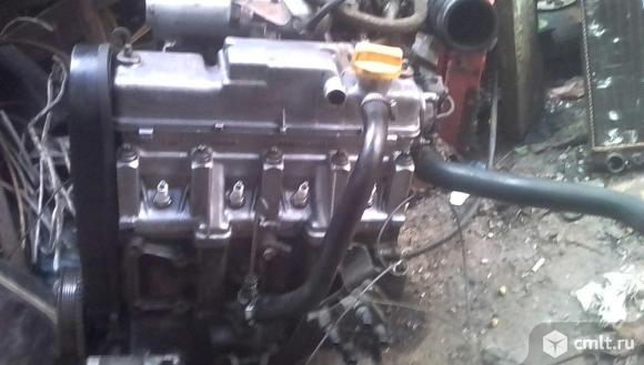 Двигатель инжекторный 8 клапанный для ваз. Фото 1.