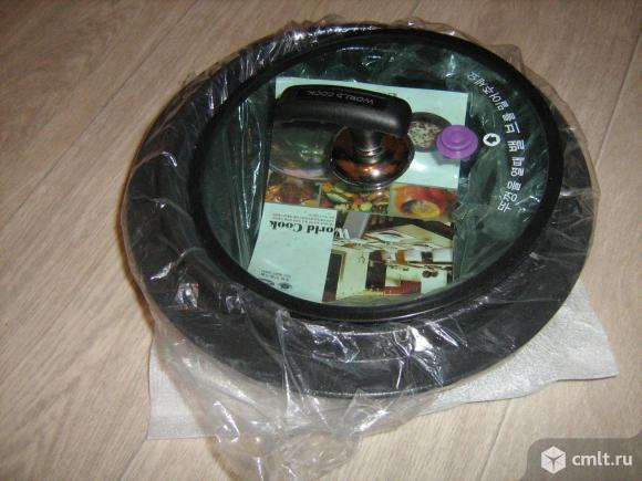 Термотарелка металлическая. Фото 1.