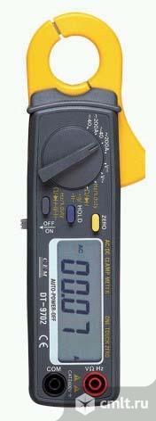 Малогабаритные токовые (AC/DC) клещи-мультиметр  DT9702 сегодня, 21:36