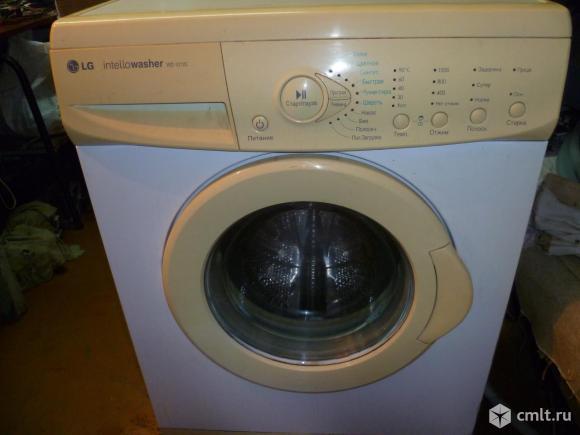 LG WD-1012C.Продам по запчастям стиральную машину автомат LG WD-1012C.  Детали в отличном состоянии.