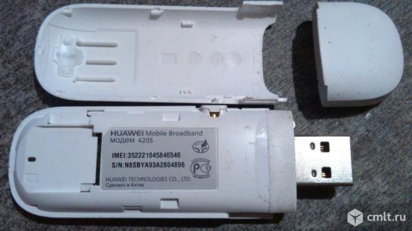 МТС GSM модем Е171