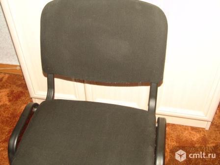Стулья в офис б/у. Фото 1.
