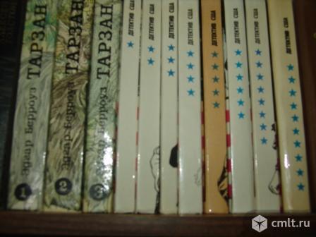 Детективы зарубежные и другие книги. Фото 1.