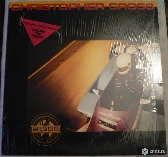 """Грампластинка (винил). Гигант [12"""" LP]. Christopher Cross. Every Turn Of The World. 1985. США.. Фото 1."""