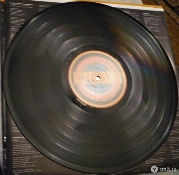 """Грампластинка (винил). Гигант [12"""" LP]. Christopher Cross. Every Turn Of The World. 1985. США.. Фото 8."""