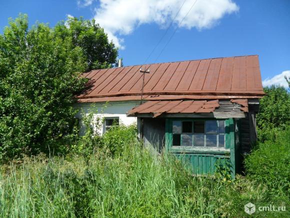 Дом с участком 15 сот в с. Лопатки