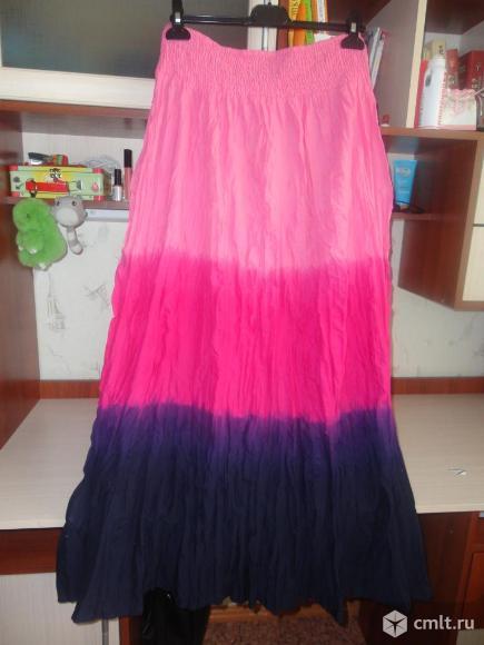 Новая юбка 100% хлопок. Фото 1.