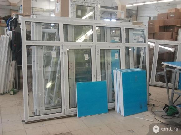Окна ПВХ неликвиды. Фото 4.
