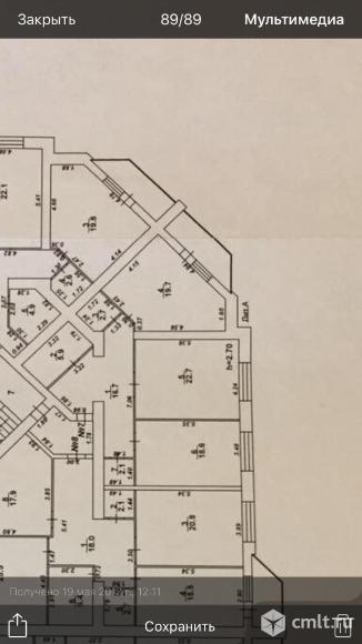 2-комнатная квартира 88,4 кв.м