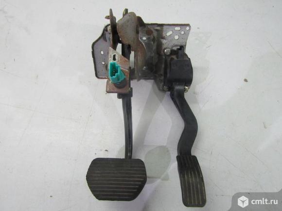 Педальный блок в сборе тормоз + газ CITROEN C2 C3 / PEUGEOT 207 308  б/у 4500A7 1601Y4 4*. Фото 1.