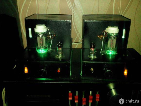 Аудиосистема самодел. Фото 1.