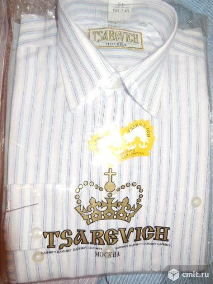 Продается новая рубашка для школы. Фото 2.