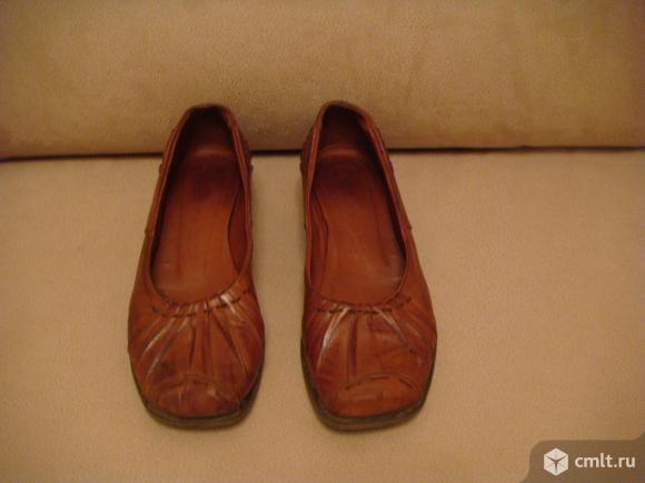 Туфли ( кожа ) FORYOU. Фото 1.