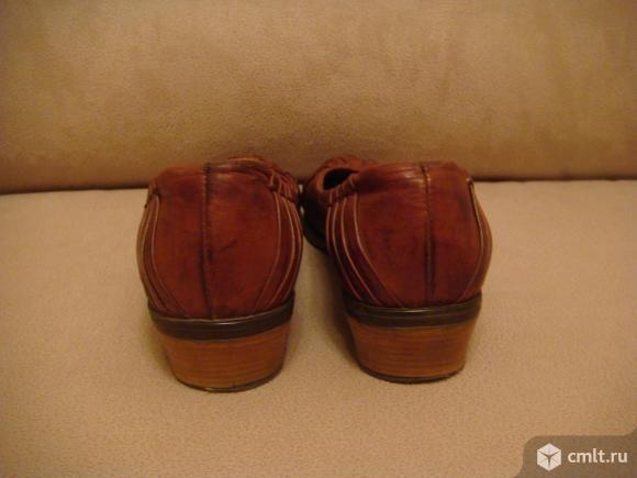 Туфли ( кожа ) FORYOU. Фото 4.