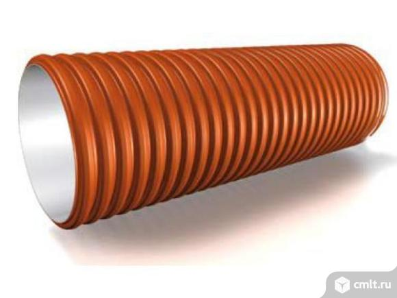 труба канализационаая диаметр 300 длинна 6м