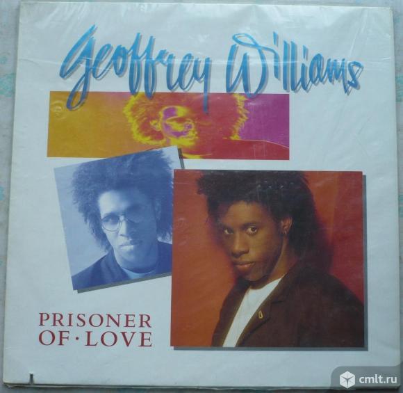 "Грампластинка (винил). Гигант [12"" LP]. Geoffrey Williams. Prisoner Of Love. 1989. Atlantic. Germany. Фото 1."
