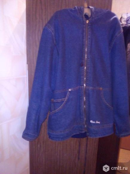 Продажа джинсовой куртки.. Фото 1.