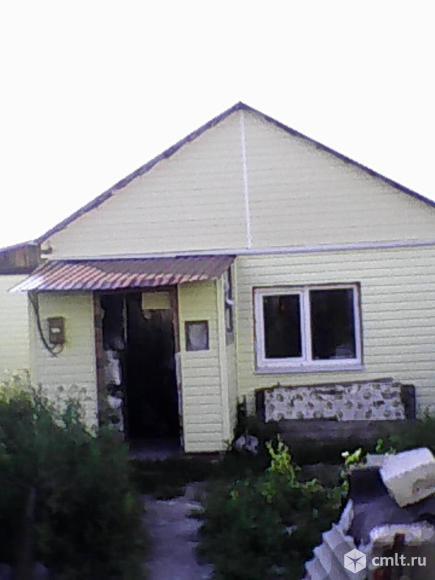 Дом 54 кв.м