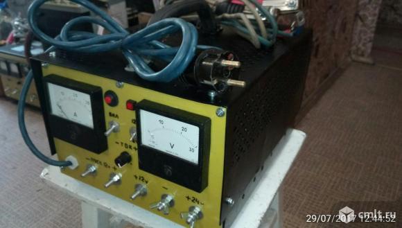Зарядное устройство (зу) 12-24v ток заряа 30 А + Пуск 12В