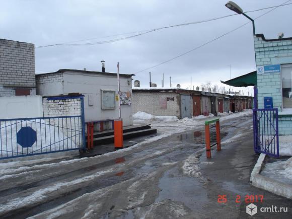 Капитальный гараж 18 кв. м Гигант