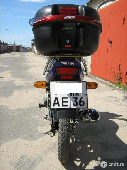 Мотоцикл Yamaha YBR  - 2007 г. в.