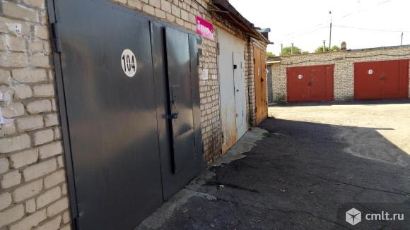 Капитальный гараж 37,8 кв. м Рубин-1
