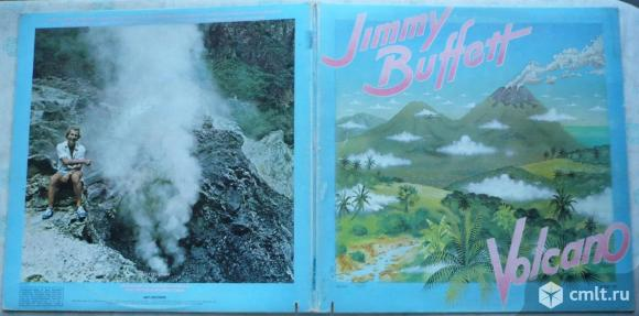 "Грампластинка (винил). Гигант [12"" LP]. Jimmy Buffett. Volcano. (C)(P) 1979 MCA Records, Inc. Канада. Фото 1."