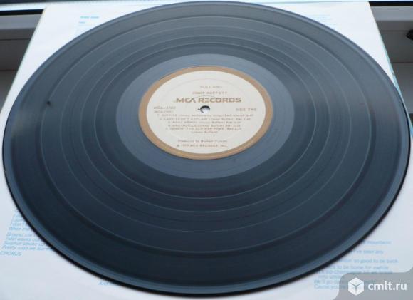 "Грампластинка (винил). Гигант [12"" LP]. Jimmy Buffett. Volcano. (C)(P) 1979 MCA Records, Inc. Канада. Фото 8."