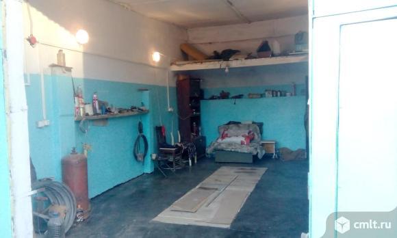 Капитальный гараж 22 кв. м Мотор