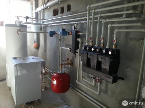 Автономного отопления монтаж. Теплые полы, водопровод, канализация, автоматический полив