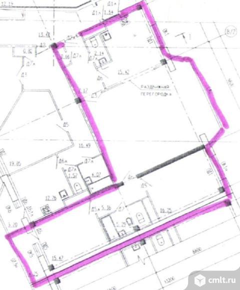 3-комнатная квартира 118,6 кв.м