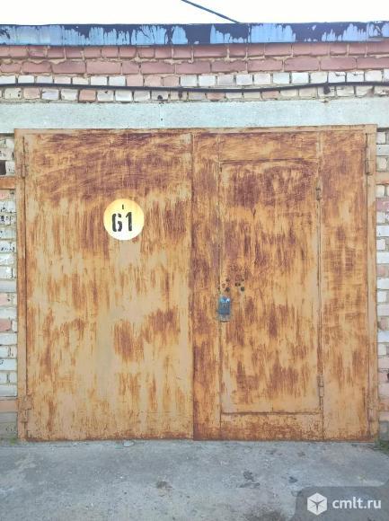 Капитальный гараж 41,76 кв. м Волна