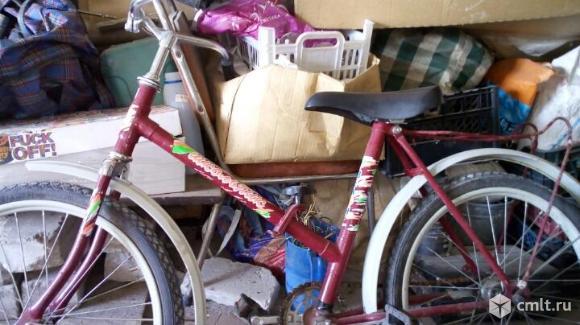 Велосипед школьник