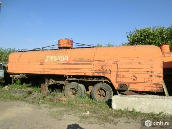 Бензовоз-топливозаправщик ТЗ-22 - 1991 г. в.
