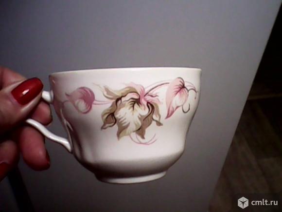 Новый чайный сервиз - 27 предметов. Фото 2.