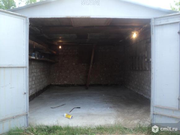 Металлический гараж 23 кв. м Дзержинец
